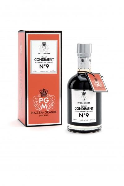 Balsamico - Condimento Nr. 9 oranger Geschenkbox 250ml PIAZZAGRANDE