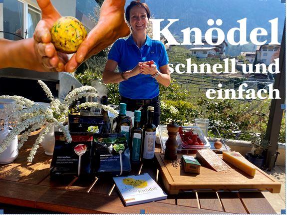 Kochvideo: Südtiroler Knödel vom Sternekoch...