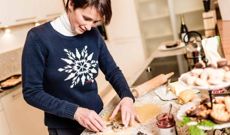 Rezept: Spitzbuben mit Vinschgauer Marillenmarmelade