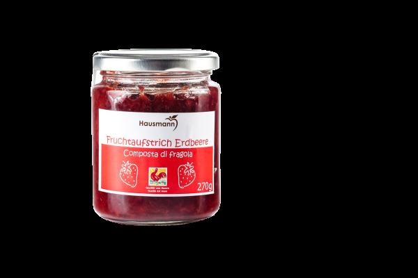 Fruchtaufstrich Erdbeere Hausmannhof