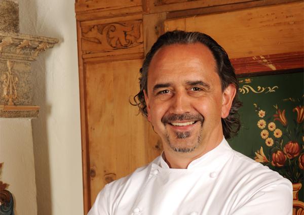 Karl Baumgartner: einer meiner Favoriten unter Südtirols Sterne Köchen