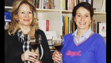 Video: So verkostet ein Profi, Christine Mayer, Präsidentin der Südtiroler Sommeliervereinigung. Pino Noir Barthenau 2009 von Hofstätter