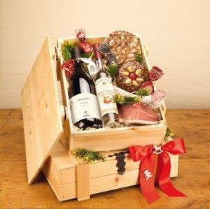 Gourmet im Karton-Geschenke