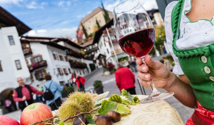 Kastanie & Co... endlich Törggelezeit in Südtirol