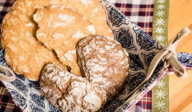 Südtirol und sein Brot...