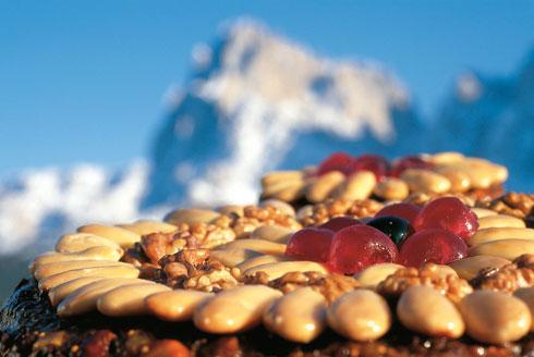 Rezept: Südtiroler Weihnachtszelten