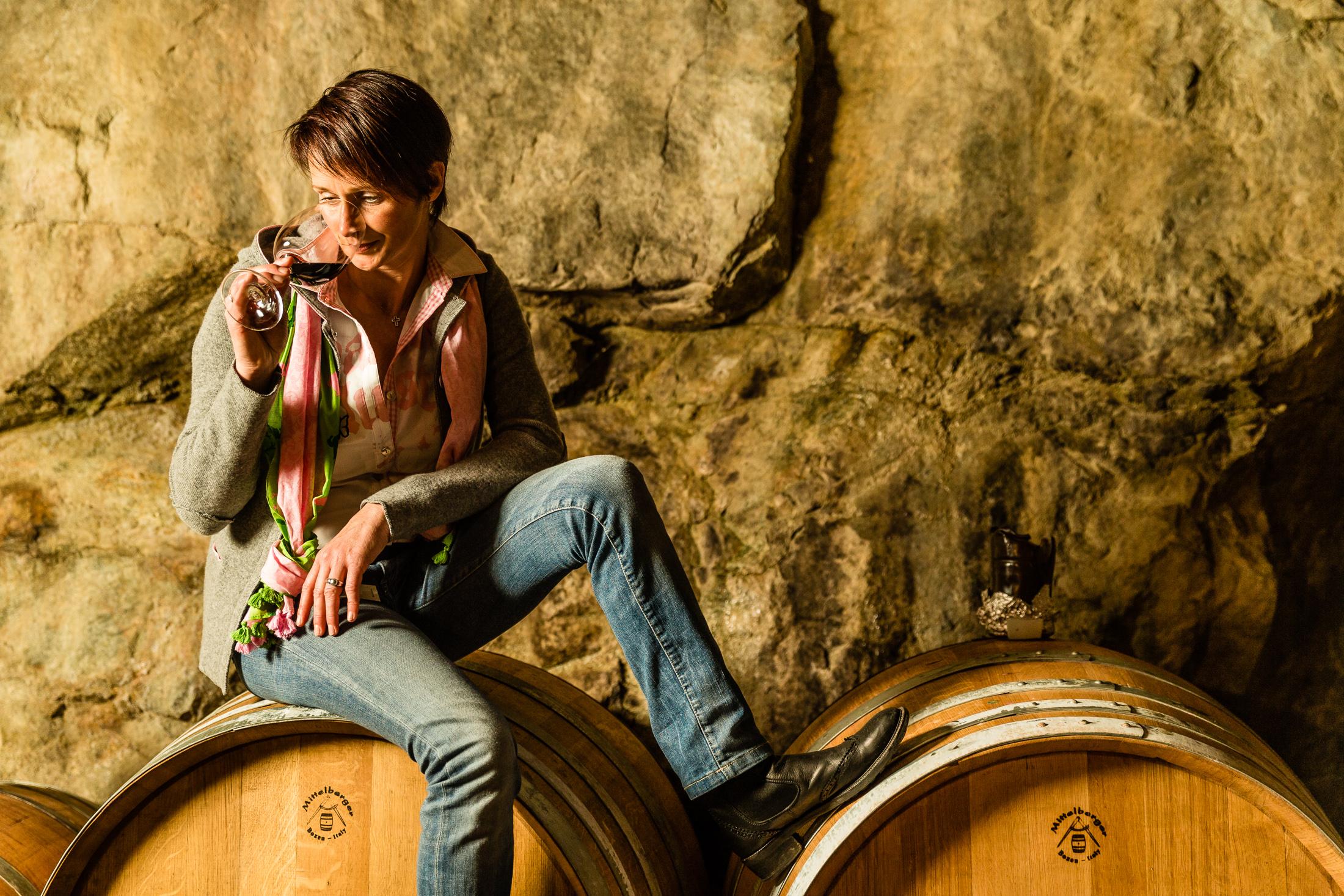 Weinwoche mit Stefan, Georg und Elisabeth