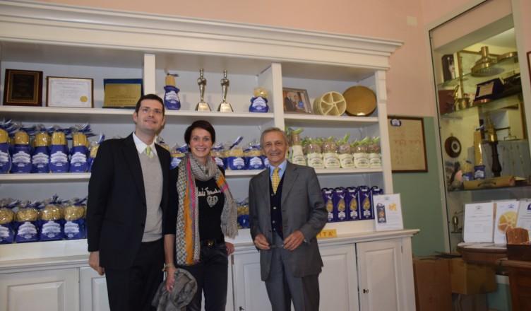 Italiens beste Pasta. Zu Besuch bei Pasta Cavalieri in Apulien