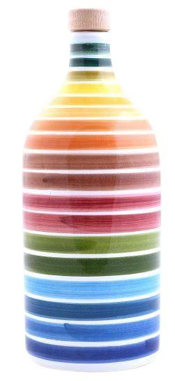 Olio extra vergine im Terrakotta-Krug - Muraglia