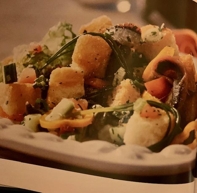 Rezept: Panzanella saftig und erfrischend: Salatspezialität aus der Toskana