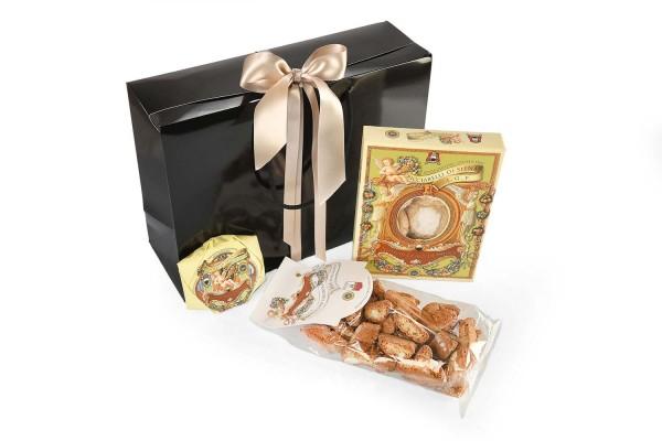 Süßes italienisches Gebäck