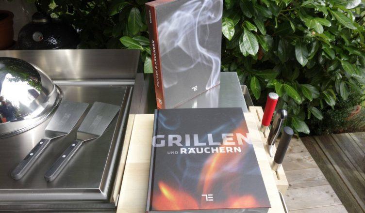 Mein Buchtipp: Grillen & Räuchern