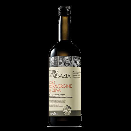 Olivenöl extra vergine Terre dell' Abbazia Ursini 750ml