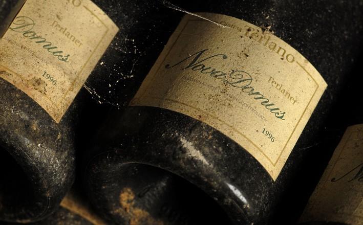 Wir lassen Wein reifen...Wunderbare Bilder der Kellerei Terlan