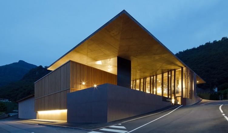 Wein und Architektur in Südtirol