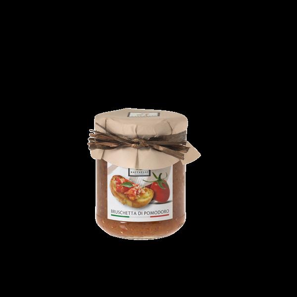 Tomatenaufstrich für Bruschetta Raffaelli