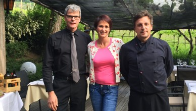 Video: Restaurant Rametz, eines unserer Lieblingsrestaurants. Tipps von Erwin und Gerd.