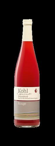 Rouge Bergapfelsaft 750 ml Kohl Gourmet