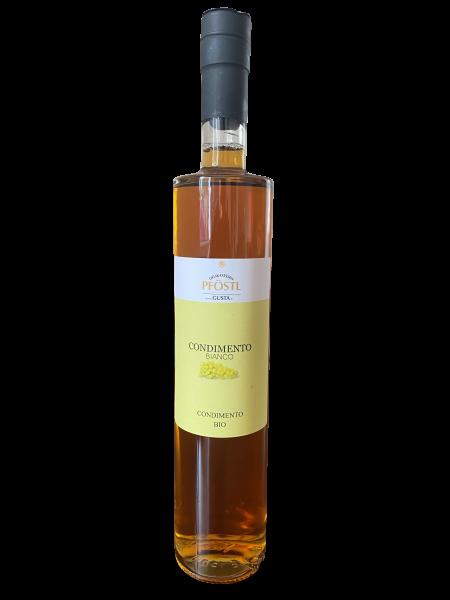 Condimento Bianco - Weisser Balsamico - BIO Südtriol 500 ml