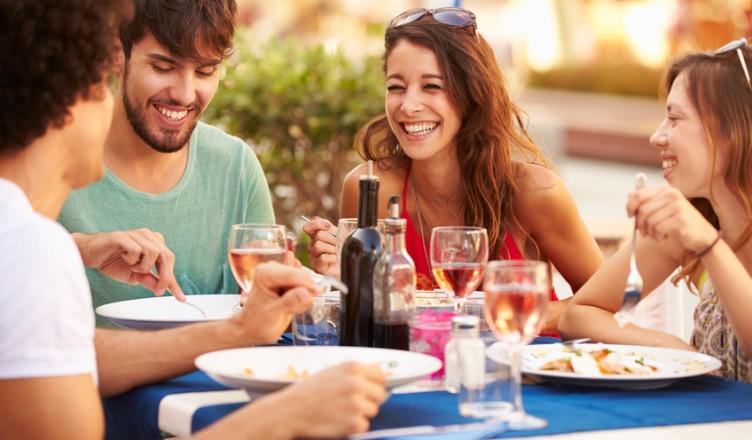Das Beste an Food & Wein ist: Du weißt, dass du nie alles wissen kannst.