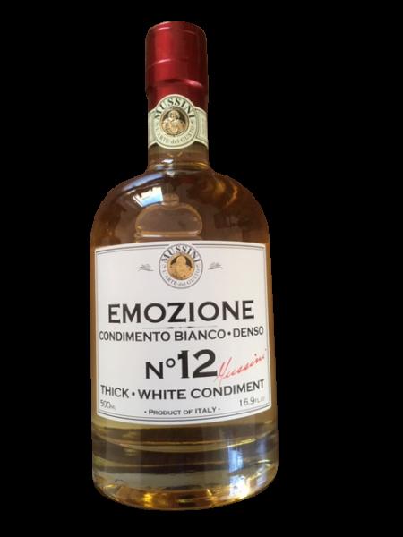 Emozione - Condimento Bianco Denso - Mussini