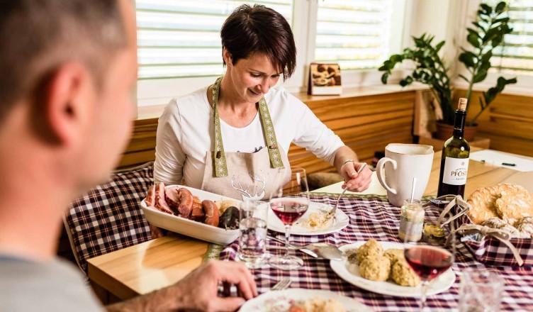 Rezept meiner Mutter: Vinschgauer Sauerkraut mit Selchfleisch
