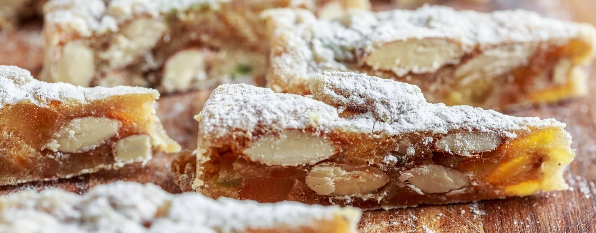 Panforte: Aromatisches Traditionsgebäck aus der toskanischen Stadt Siena