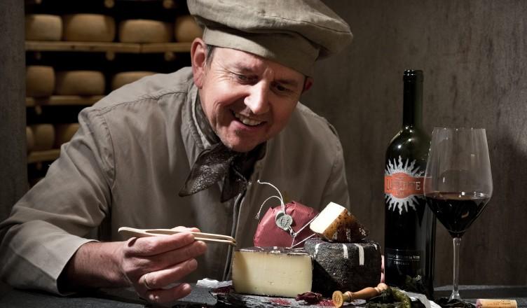 Hansi Baumgartner: Was ist ein Käseaffineur?