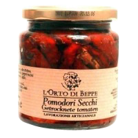 Getrocknete Tomaten in Olivenöl L'Orto di Beppe