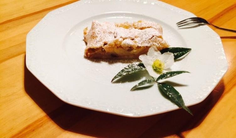 Rezept: Südtiroler Apfelstrudel
