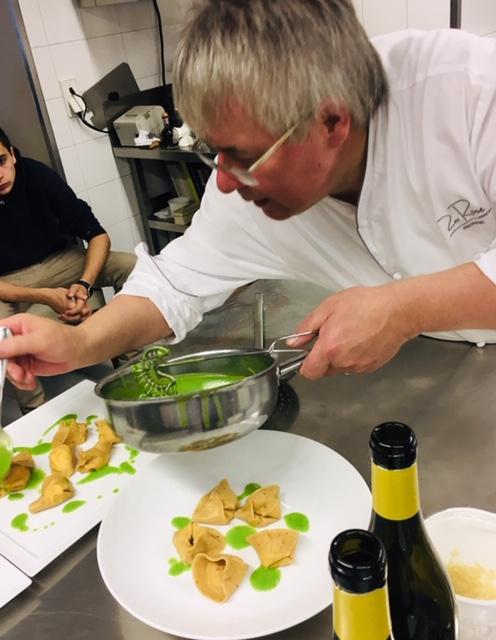 Video: Kochkurs mit Sternekoch Herbert Hintner
