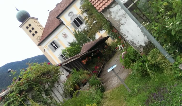 Alter Klostergarten: ein wunderbarer Ort um einen Moment aus dem Alltag zu flüchten...