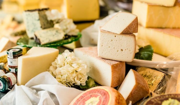 Tipps: Käse richtig schmecken und genießen.