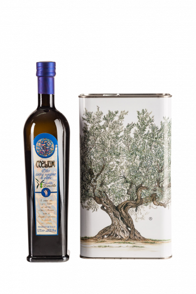 Natives Olivenöl Coelium Biancolilla 750ml