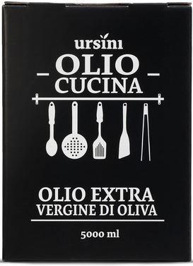 Olivenöl extra vergine Terre dell' Abbazia Ursini 5l-Bag in Box