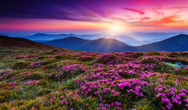 Faszination Berge: Was uns die Berge geben...