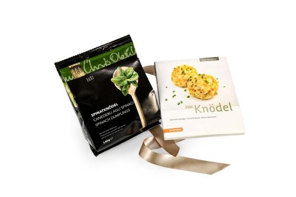 Knödelpack Spinat