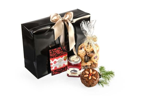 Süße Geschenksidee im Karton
