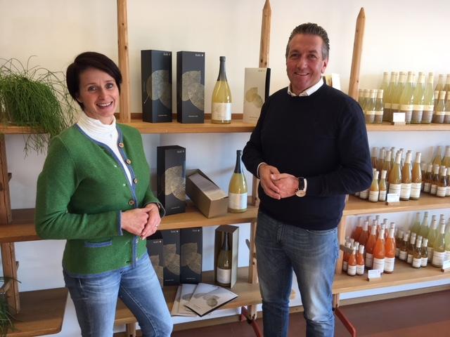 Video:Interview mit Thomas Kohl über seine exquisiten und limitierten Gourmet - Grand Cru Apfelsäfte...