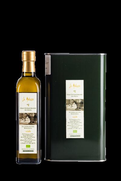 Olivenöl extra vergine La Molazza 3l
