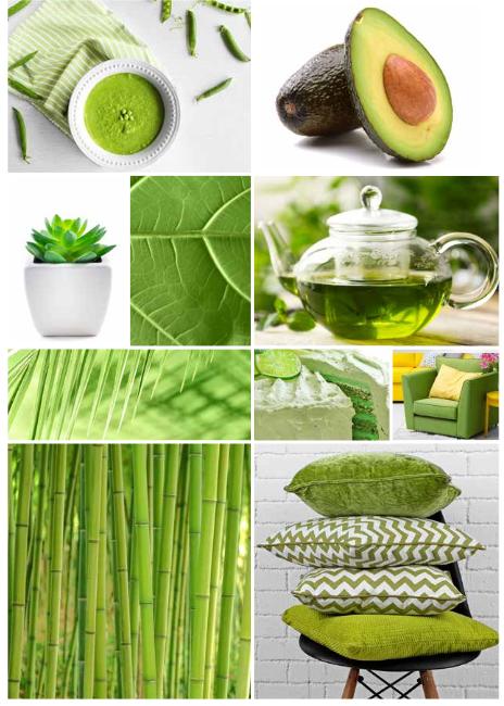 Die Trendfarbe Grün, unsere neuen Servietten für den Frühling und Sommer 2018 cool & lässig