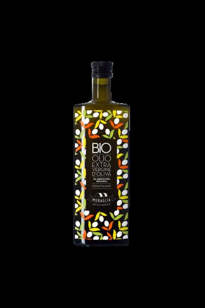 Olivenöl extra vergine d'Oliva Bio 500ml Muraglia
