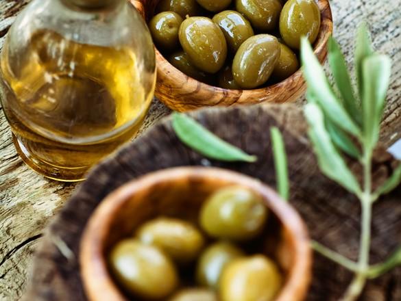 Olivenöl: Qualitativ hochwertiges Olivenöl