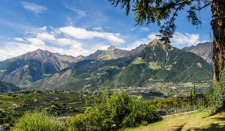 Zitat von Johann Wolfgang von Goethe über Südtirol