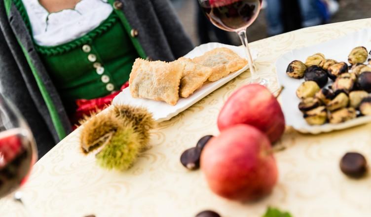 Törggelen und Genießen beim Bauern in Südtirol